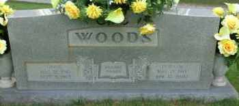 WOODS, ONNIE - Henderson County, Tennessee | ONNIE WOODS - Tennessee Gravestone Photos