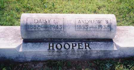 HOOPER, DAISY - Henry County, Tennessee | DAISY HOOPER - Tennessee Gravestone Photos