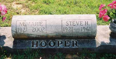 HOOPER, M. MARIE - Henry County, Tennessee | M. MARIE HOOPER - Tennessee Gravestone Photos