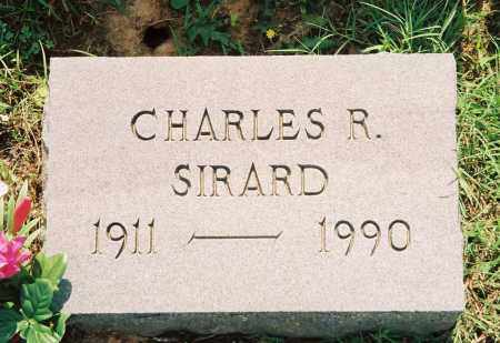 SIRARD, CHARLES R. - Henry County, Tennessee | CHARLES R. SIRARD - Tennessee Gravestone Photos
