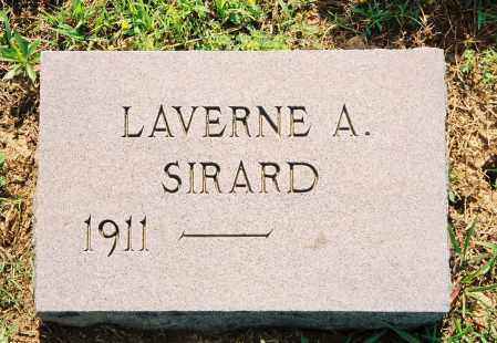 SIRARD, LAURA LAVERNE - Henry County, Tennessee | LAURA LAVERNE SIRARD - Tennessee Gravestone Photos