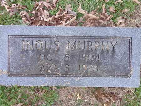 MURPHY, INOUS - Hickman County, Tennessee | INOUS MURPHY - Tennessee Gravestone Photos