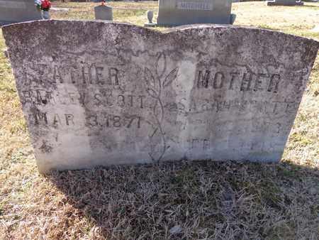 SCOTT, BARLEY - Hickman County, Tennessee | BARLEY SCOTT - Tennessee Gravestone Photos