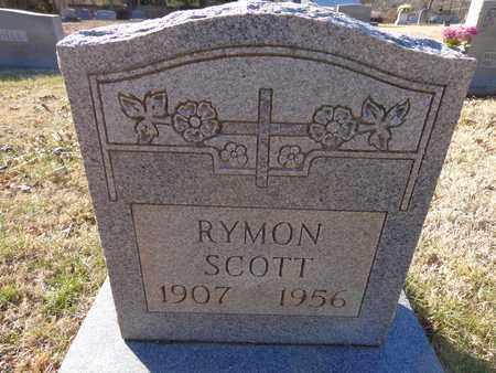 SCOTT, RYMON - Hickman County, Tennessee   RYMON SCOTT - Tennessee Gravestone Photos