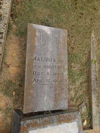 BALES, MALINDA M - Jefferson County, Tennessee | MALINDA M BALES - Tennessee Gravestone Photos