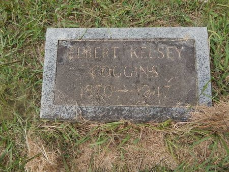 COGGINS, ELBERT KELSEY SR - Jefferson County, Tennessee   ELBERT KELSEY SR COGGINS - Tennessee Gravestone Photos