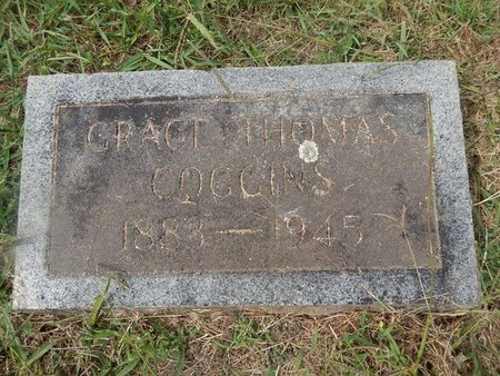 COGGINS, GRACE - Jefferson County, Tennessee | GRACE COGGINS - Tennessee Gravestone Photos