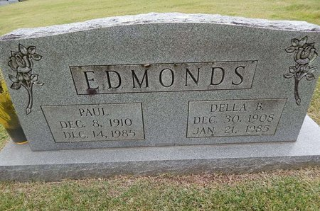 EDMONDS, DELLA B - Jefferson County, Tennessee | DELLA B EDMONDS - Tennessee Gravestone Photos