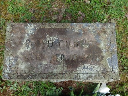 GILBERT, FLOYD - Jefferson County, Tennessee | FLOYD GILBERT - Tennessee Gravestone Photos