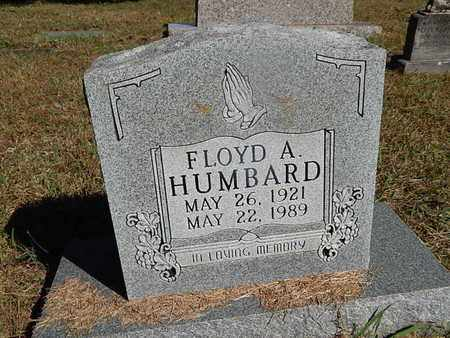 HUMBARD, FLOYD A - Jefferson County, Tennessee | FLOYD A HUMBARD - Tennessee Gravestone Photos