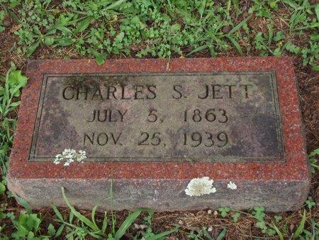 JETT, CHARLES S - Jefferson County, Tennessee | CHARLES S JETT - Tennessee Gravestone Photos