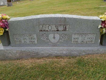 LOWE, LEOTA P - Jefferson County, Tennessee | LEOTA P LOWE - Tennessee Gravestone Photos