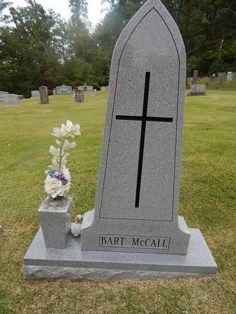 MCCALL, BART - Jefferson County, Tennessee | BART MCCALL - Tennessee Gravestone Photos