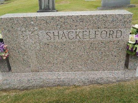 SHACKELFORD, FAMILY MARKER - Jefferson County, Tennessee | FAMILY MARKER SHACKELFORD - Tennessee Gravestone Photos