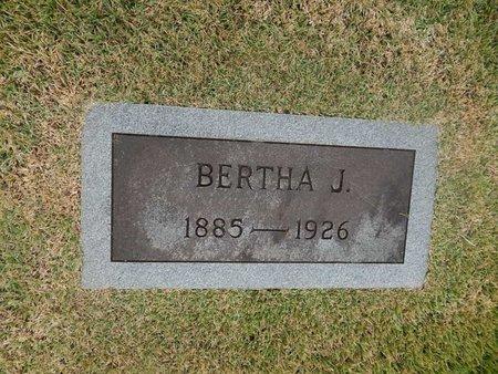 STALLINGS, BERTHA J - Jefferson County, Tennessee | BERTHA J STALLINGS - Tennessee Gravestone Photos