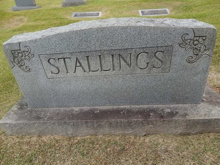 STALLINGS, FAMILY MARKER - Jefferson County, Tennessee   FAMILY MARKER STALLINGS - Tennessee Gravestone Photos