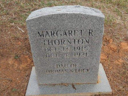 THORNTON, MARGARET R - Jefferson County, Tennessee | MARGARET R THORNTON - Tennessee Gravestone Photos