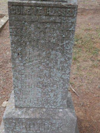 THORNTON, THOMAS A - Jefferson County, Tennessee | THOMAS A THORNTON - Tennessee Gravestone Photos