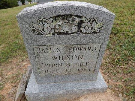 WILSON, JAMES EDWARD - Jefferson County, Tennessee   JAMES EDWARD WILSON - Tennessee Gravestone Photos