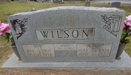 WILSON, ADA J - Jefferson County, Tennessee | ADA J WILSON - Tennessee Gravestone Photos