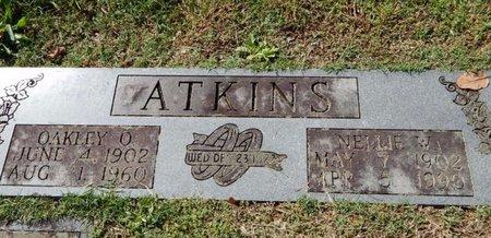 ATKINS, NELLIE W - Knox County, Tennessee | NELLIE W ATKINS - Tennessee Gravestone Photos