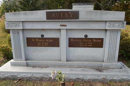AVERY, BLANCHE - Knox County, Tennessee | BLANCHE AVERY - Tennessee Gravestone Photos