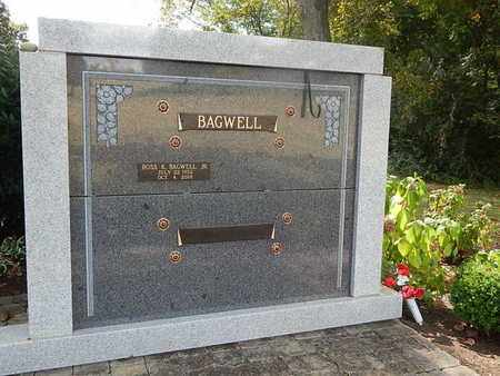 BAGWELL, ROSS K JR - Knox County, Tennessee   ROSS K JR BAGWELL - Tennessee Gravestone Photos