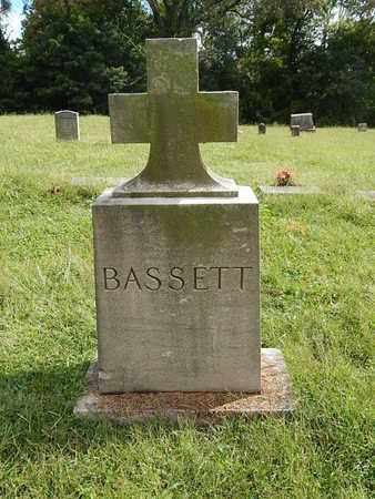 BASSETT, FAMILY STONE - Knox County, Tennessee | FAMILY STONE BASSETT - Tennessee Gravestone Photos