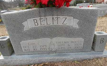 """BELITZ, THELMA """"BOOTS"""" - Knox County, Tennessee 