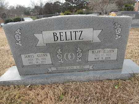 BELITZ, MARY EILEEN - Knox County, Tennessee | MARY EILEEN BELITZ - Tennessee Gravestone Photos