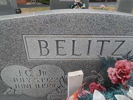 BELITZ, J C JR - Knox County, Tennessee | J C JR BELITZ - Tennessee Gravestone Photos