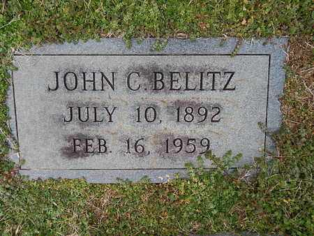 BELITZ, JOHN C - Knox County, Tennessee | JOHN C BELITZ - Tennessee Gravestone Photos