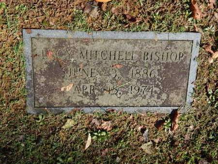 MITCHELL BISHOP, LUCY - Knox County, Tennessee | LUCY MITCHELL BISHOP - Tennessee Gravestone Photos