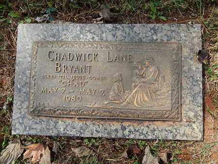 BRYANT, CHADWICK LANE - Knox County, Tennessee | CHADWICK LANE BRYANT - Tennessee Gravestone Photos