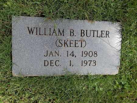 "BUTLER, WILLIAM B ""SKEET"" - Knox County, Tennessee   WILLIAM B ""SKEET"" BUTLER - Tennessee Gravestone Photos"