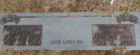 CLEMONS, SARAH - Knox County, Tennessee | SARAH CLEMONS - Tennessee Gravestone Photos