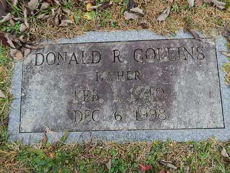COLLINS, DONALD R - Knox County, Tennessee | DONALD R COLLINS - Tennessee Gravestone Photos