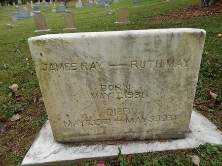 COMPTON, RUTH MAY - Knox County, Tennessee | RUTH MAY COMPTON - Tennessee Gravestone Photos
