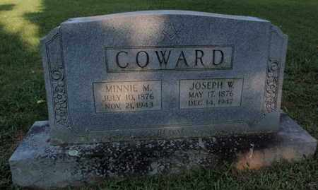 COWARD, MINNIE M - Knox County, Tennessee | MINNIE M COWARD - Tennessee Gravestone Photos