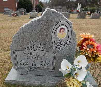 CRAFT, MARCIE D - Knox County, Tennessee | MARCIE D CRAFT - Tennessee Gravestone Photos