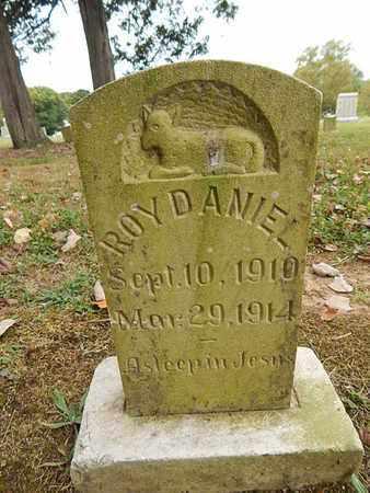 DANIEL, ROY - Knox County, Tennessee | ROY DANIEL - Tennessee Gravestone Photos