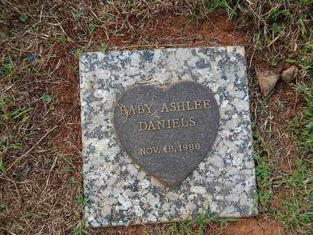 DANIELS, ASHLEE - Knox County, Tennessee | ASHLEE DANIELS - Tennessee Gravestone Photos