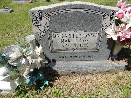DARNELL, MARGARET E - Knox County, Tennessee | MARGARET E DARNELL - Tennessee Gravestone Photos