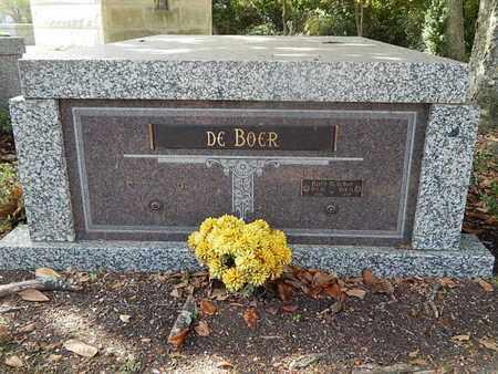 DE BOER, AUSTIN M - Knox County, Tennessee | AUSTIN M DE BOER - Tennessee Gravestone Photos