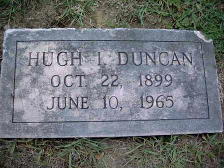 DUNCAN, HUGH I - Knox County, Tennessee | HUGH I DUNCAN - Tennessee Gravestone Photos
