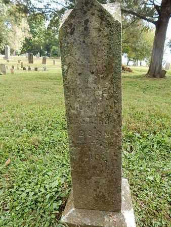 EASTERDAY, JOHN J - Knox County, Tennessee | JOHN J EASTERDAY - Tennessee Gravestone Photos