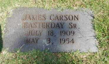 EASTERDAY, JAMES CARSON SR - Knox County, Tennessee | JAMES CARSON SR EASTERDAY - Tennessee Gravestone Photos