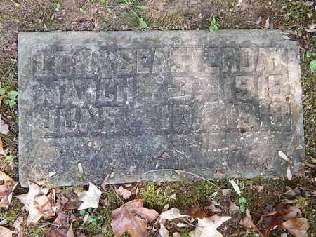 EASTERDAY, LONAS - Knox County, Tennessee   LONAS EASTERDAY - Tennessee Gravestone Photos