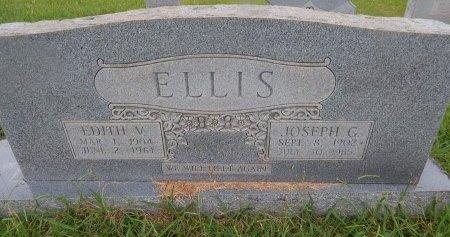 ELLIS, EDITH VIOLA - Knox County, Tennessee | EDITH VIOLA ELLIS - Tennessee Gravestone Photos