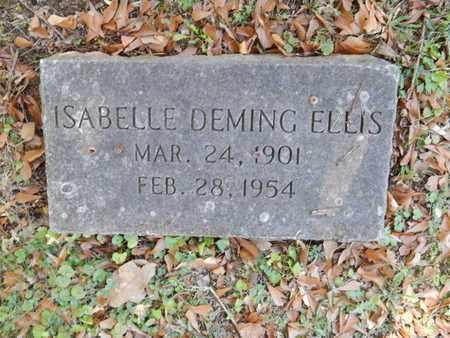 ELLIS, ISABELLE - Knox County, Tennessee | ISABELLE ELLIS - Tennessee Gravestone Photos